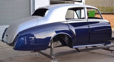 PL Motors South Africa - Classic Car Restorations -